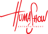 Huma Show Entertainment - Red Logo